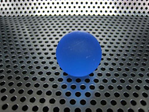 ビー玉・ガラス玉フロスト(ヴァイオレット)25mm