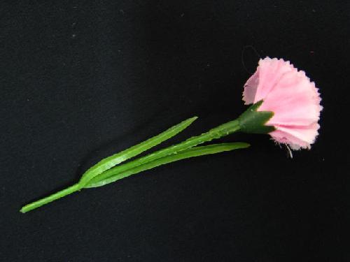 卸販売・母の日用造花カーネーション(ミニ・ピンク)120本「コンビニ後払い」flp606