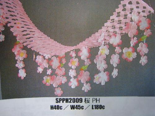 (春)桜ハンガー