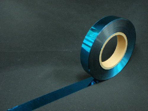イベント用メッキテープ   2,5cm幅200M巻き粘着なし(ブルー)