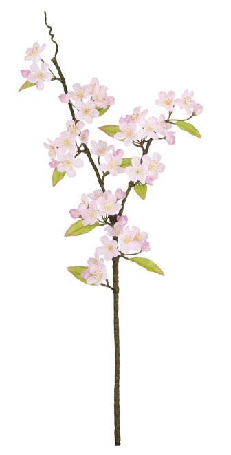 乙女桜×2枝・12本(全長65cm・花径4.5〜6cm)FLS5192