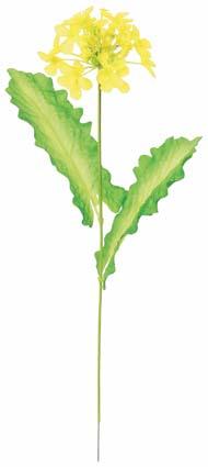 販促用造花(菜の花)36本入り・卸価格「コンビニ後払い」 FLS732