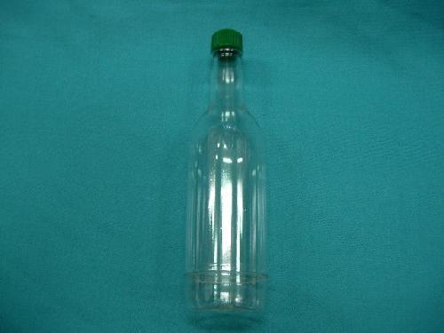 透明ケース(ワインボトル・小・h19cm)キドワキ製