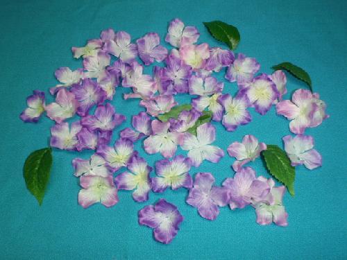 アジサイ花びらセット