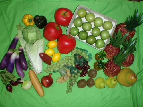 食品サンプル在庫処分果物&野菜セット(B)24種40個セット