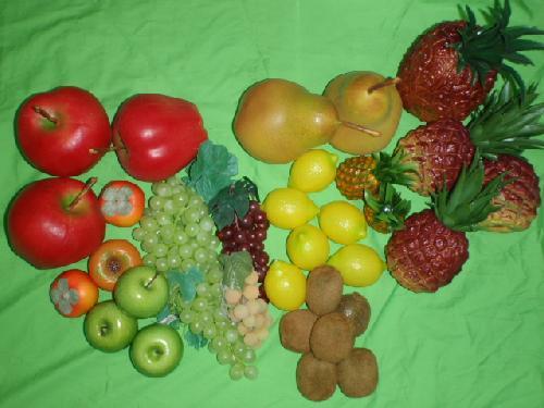 食品サンプル在庫処分果物セット(F)14種30個セット