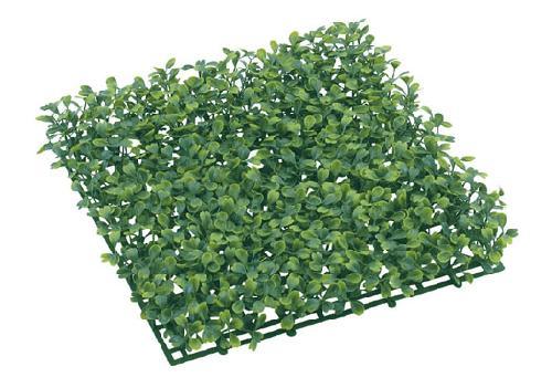 卸価格・プラ製ガーデンマット(ボックスウッド・12枚)コンビニ後払い