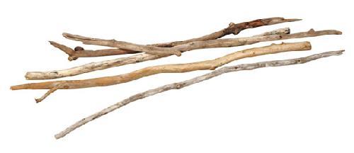 アルプス流木細枝束(L・5本)60〜80cm・ND1059L