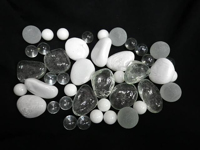 レインボウグラスセット(ホワイト)FE81