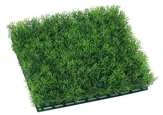 3枚セット卸価格ガーデンマット屋外可(グリーングラス(ツートングリーン)30×30×5、5cmプラ製)LEE0717