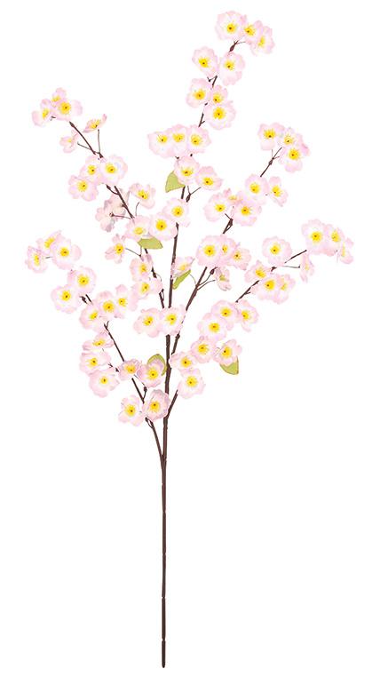 卸販売造花桜(枝スプレイL・全長98cm・花径5cm・6本入り)FLSP5289L
