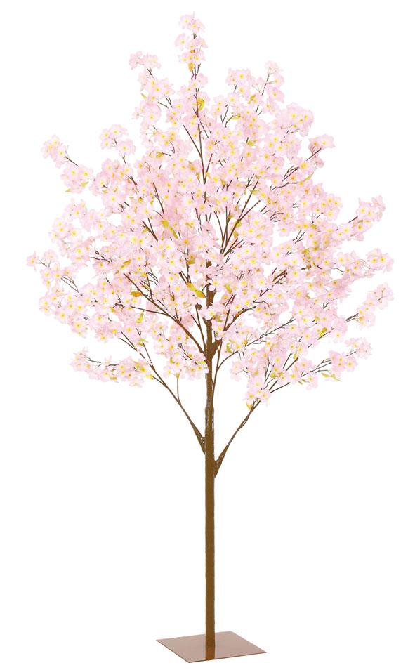 造花桜ツリースタンド(240cm)FLT2003(M)