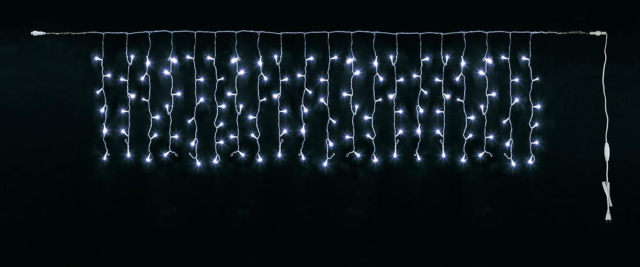 常点灯120球LEDアイシクルライト(クリア/クリアコード)他商品同送不可LT1098