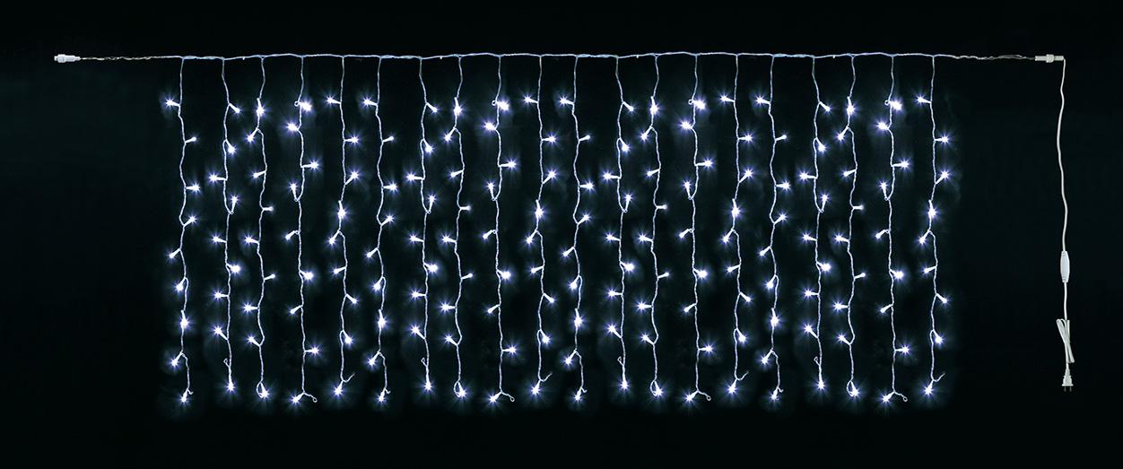 常点灯180球LEDアイシクルライト(クリア/クリアコード)他商品同送不可LT1100