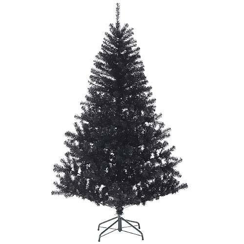 防炎クリスマスツリー(180cmブラック幅120cm)PATR6984