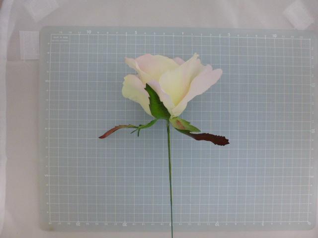 ミシェルローズピック(ソフトピンク)花径約8・全長約21cmFLP6014
