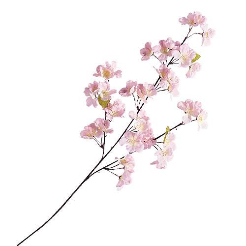 卸販売造花桜(小枝・全長65cm花径5cm・12本入り)FLSP1429他商品同送不可