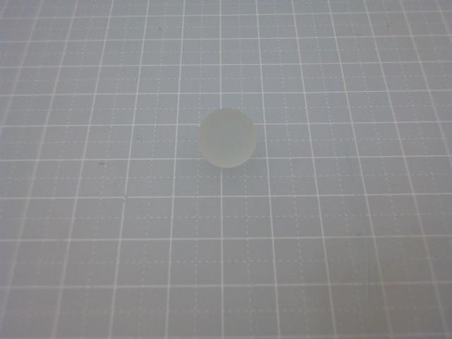 ビー玉フロスト12,5mm(クリア)100粒