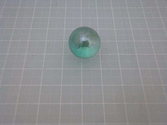 ビー玉卸販売ハナショウ単位(ビー玉オーロラ17mm(エメラルドグリーン)2000粒)