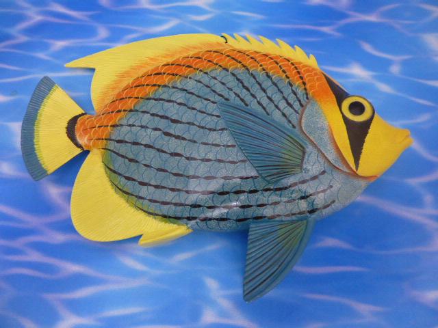 熱帯魚トロピカルフィッシュ(C)37cmプラスチック製9629