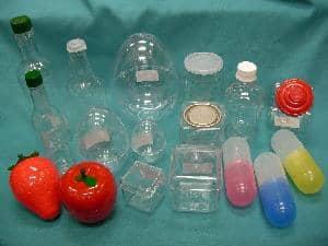 キドワキ製のいろんな形の容器