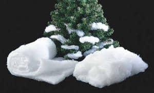 雪綿・ソフトスノー等冬用ディスプレイ素材