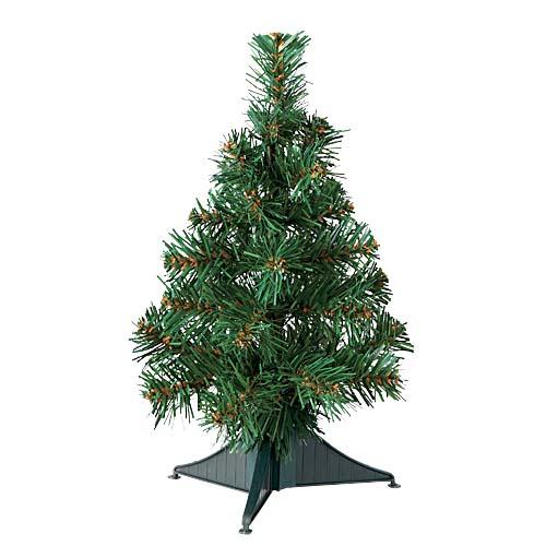卸販売業務用ミニクリスマスツリー10本単位(30cm防炎グリーン)PATR61033