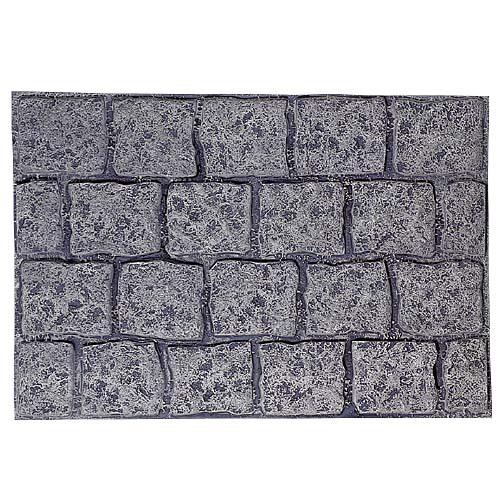 ディスプレイ(石畳パネル塩ビ製)PADP7524