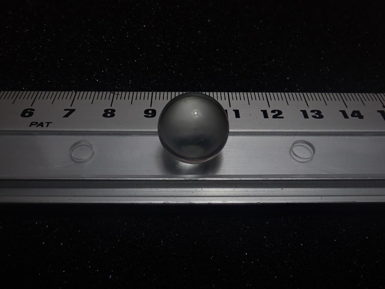 ビー玉・ガラス玉「透明(クリア)」15mm
