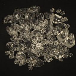 アクリルアイス・透明アイス・透明石
