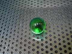 オーロラ(グリーン)」17mm