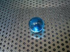 クリアカラー(ブルー)」17mm