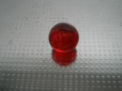 クリアカラー(レッド)15mm