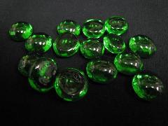グラスタブレット(グリーン)約15mmΦ・100粒