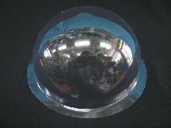 透明半球・透明カップ・ドーム型(塩ビ製150mmΦ