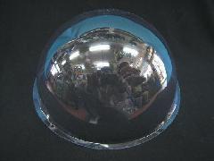 透明半球・透明カップ・ドーム型PET製(300mmΦ)