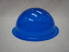 カラー半球70Φ(ブルー)