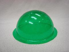 カラー半球70Φ(グリーン)