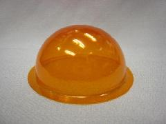 カラー半球70Φ(オレンジ)