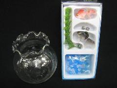 金魚鉢セット1