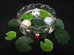 金魚鉢セット3
