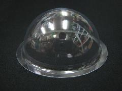 透明半球・透明カップ・ドーム型PET製(80mmΦ)
