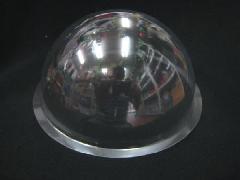 透明半球・透明カップ・ドーム型PET製(180mmΦ)