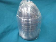 透明半球・カップ・ドーム型20cmΦ塩ビ製(卸価格100枚単位)