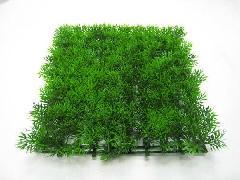 卸価格・プラ製ガーデンマット(グリーングラス・ツートングリーン・12枚)コンビニ後払い