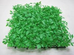卸価格・プラ製ガーデンマット(ティーリーフ・ライトグリーン・12枚)コンビニ後払い