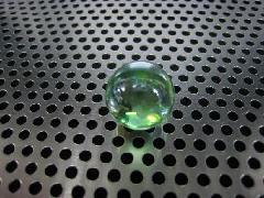 オーロラ(イエローグリーン)17mm