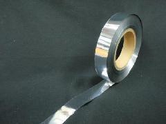 イベント用メッキテープ   2,5cm幅200M巻き粘着なし(銀色)