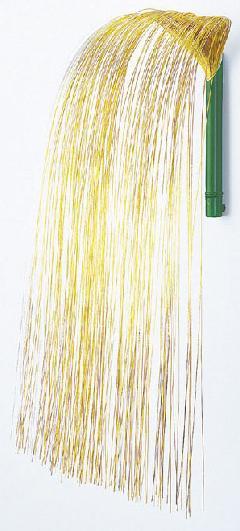 正月飾り・しだれ水引飾り(金/銀)全高60cmDE0565