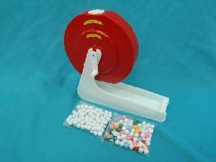 ガラポン抽選器(プラスチック製200球玉付き)特別価格